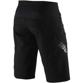 100% Airmatic Enduro/Trail Short Homme, black